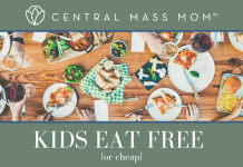Kids Eat Free (or cheap)