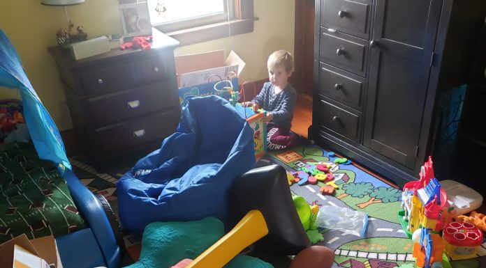 The Mess Can Wait | Central Mass Mom