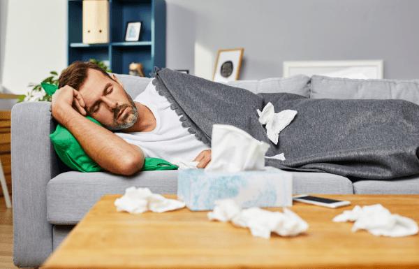 Man Flu | Central Mass Mom