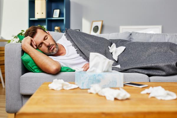 Man Flu   Central Mass Mom