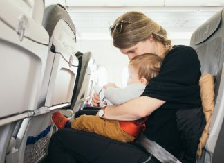 Traveling with Baby | Central Mass Mom