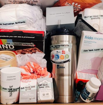 Postpartum Supplies | Central Mass Mom