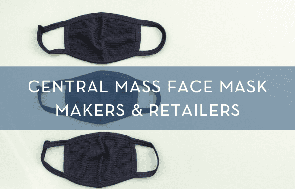 Local Face Masks | Central Mass Mom