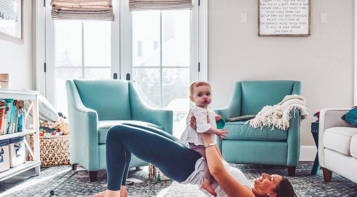 Working Out Postpartum | Central Mass Mom