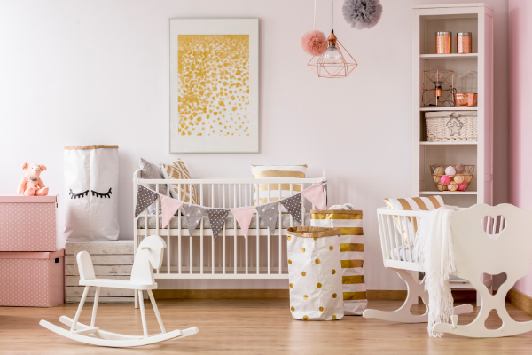 Elements of a Perfect Nursery | Central Mass Mom