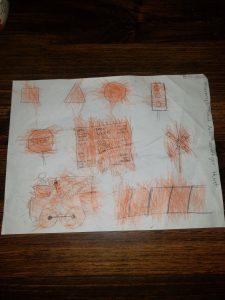 Mommy's Bad Art Scavenger Hunt