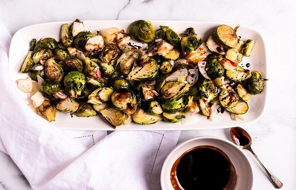 Fall Brussel Sprouts | Central Mass Mom