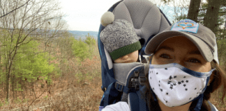 Winter Hikes in Central Mass | Central Mass Mom